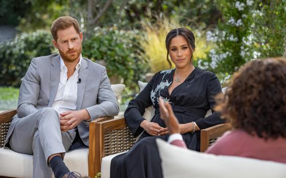 Net5 zendt op 9 maart het Oprah-interview met Meghan en Harry uit