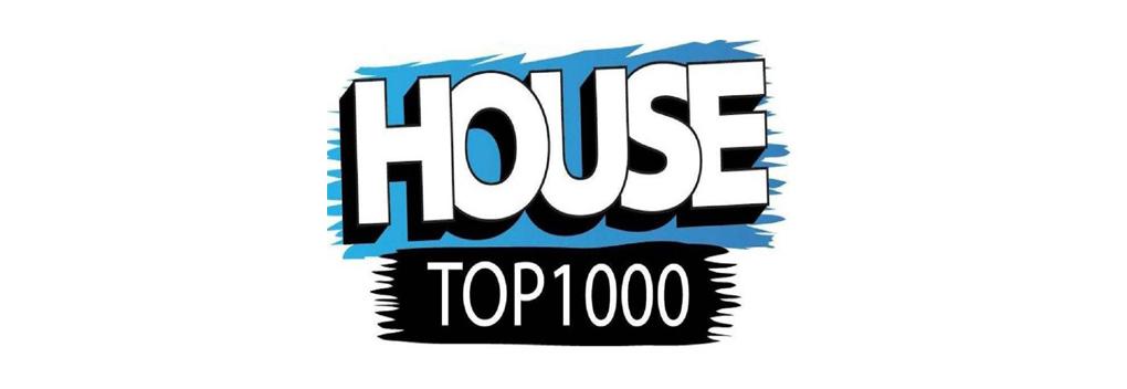 Stembus voor House Top 1000 Allertijden gaat open