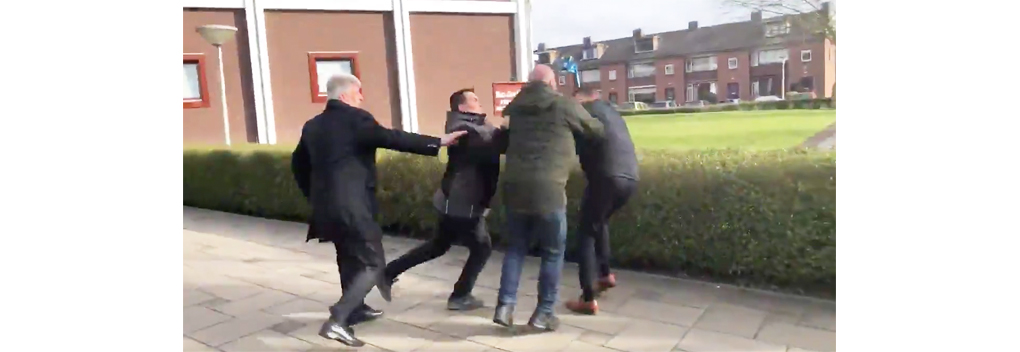 60 uur taakstraf voor aanval op verslaggever omroep Rijnmond