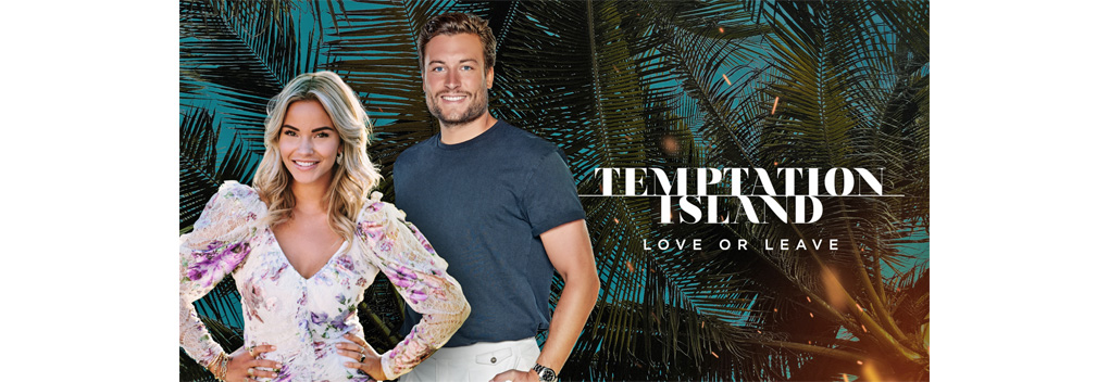 Monica Geuze en Viktor Verhulst presenteren tweede seizoen Temptation Island: Love or Leave