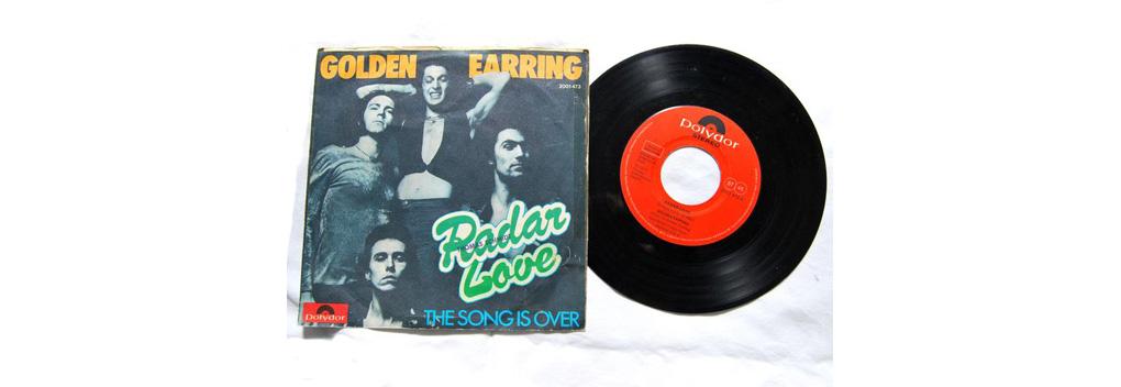 Radiozenders en carillons spelen Radar Love als ode aan George Kooymans