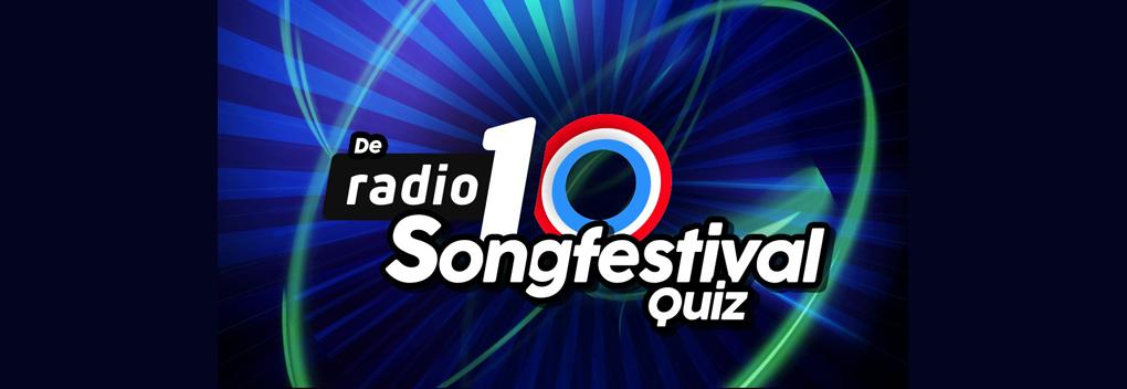 Gerard Ekdom presenteert De Radio 10 Songfestivalquiz op SBS6