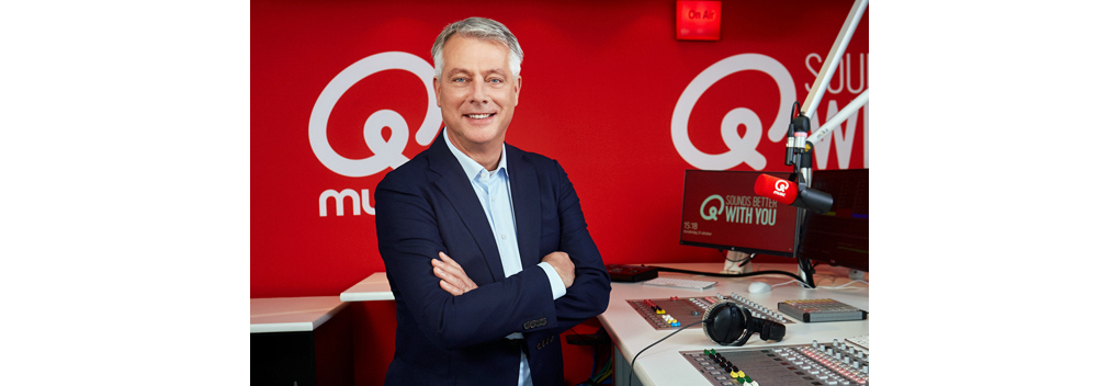 Nieuwe stap in digital advertising bij Qmusic