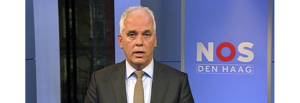 NOS-journalist Ron Fresen heeft corona, moet verkiezingen overslaan