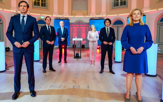 RTL Verkiezingsdebat trekt 1.793.000 kijkers