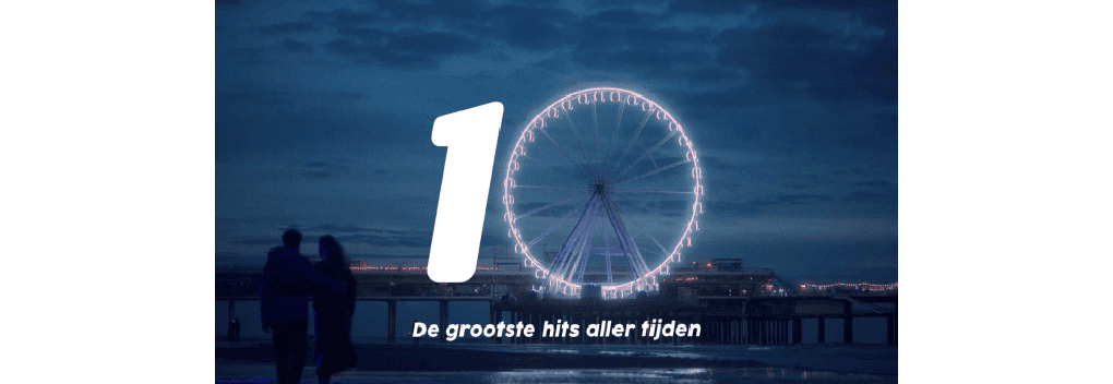 Radio 10 lanceert nieuwe merkcampagne