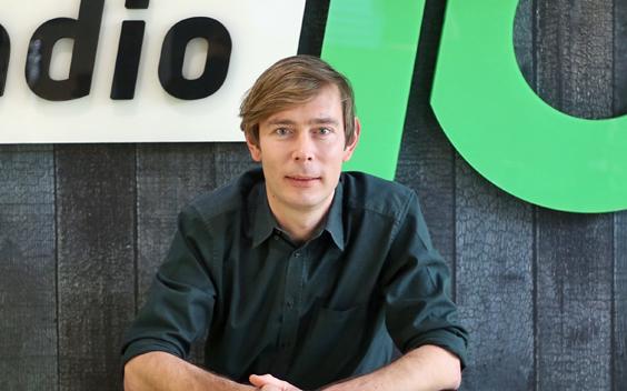 Martijn Kolkman naar Radio 10