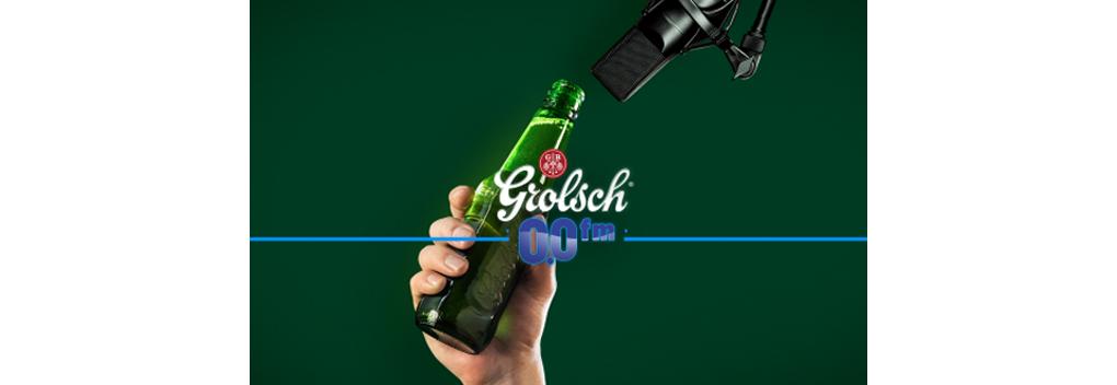 Nieuw digitaal radiostation: Grolsch 0.0 FM
