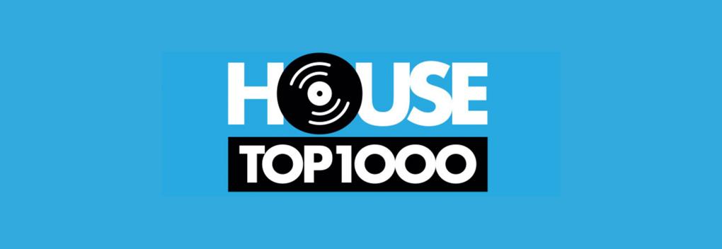 House Top 1000 bij Wild FM