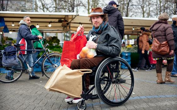 Mari staat op: nieuwe EO-serie over leven met beperking