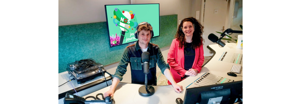 NOS Jeugdjournaal lanceert eigen podcast