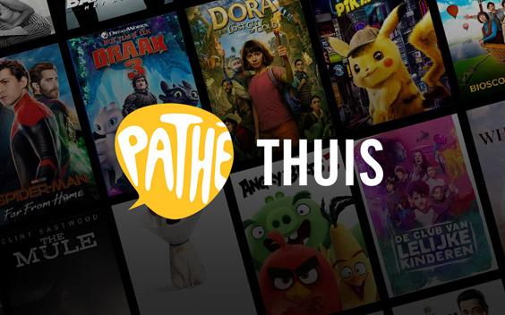 KPN verbetert filmaanbod met Pathé Thuis