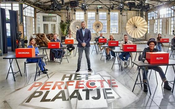 Deelnemers zesde seizoen Het Perfecte Plaatje bekend