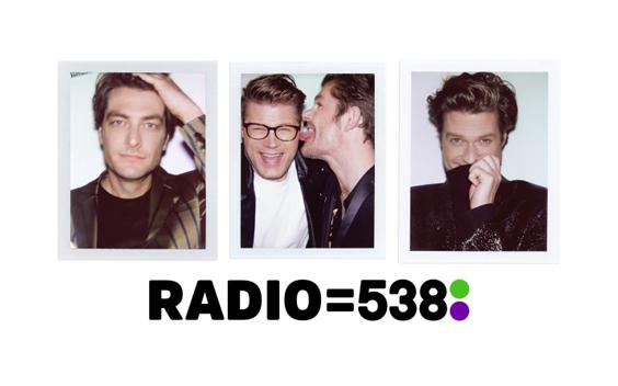 Radio 538 lanceert nieuwe campagne