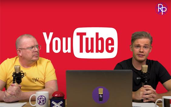 Roddelpraat ontvangt geen inkomsten van YouTube meer