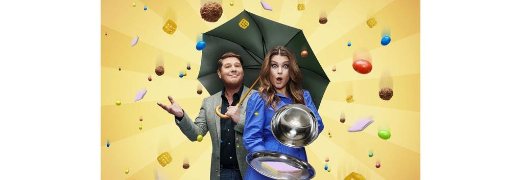 Nederlandse chef-koks in spannende kookwedstrijd Snackmasters