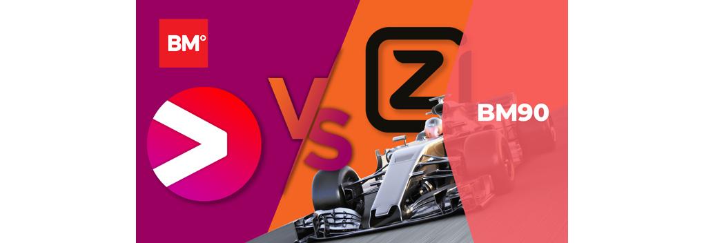 BM90: Ziggo Sport verliest Formule 1
