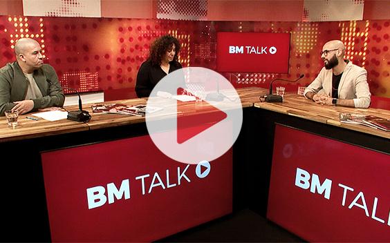 BM Talk met Karim Amghar