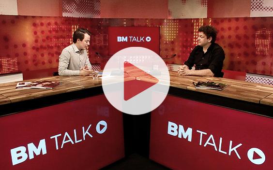 BM Talk met Bart Barnas (AVROTROS)