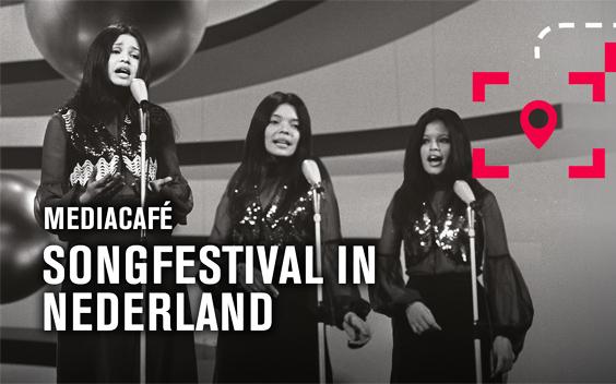 Beeld en Geluid blikt terug op Nederlandse edities Eurovisie Songfestival