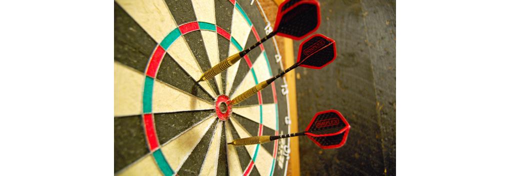 Darts vanaf 2022 te zien bij Viaplay