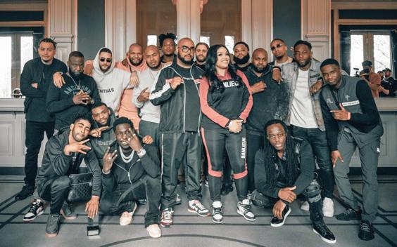 Hiphop-artiesten brengen met Metropole Orkest ode aan 15 jaar 101Barz