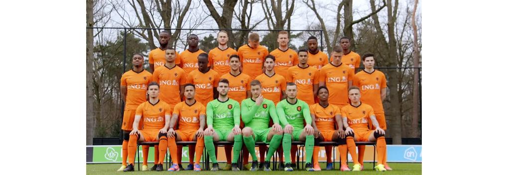 ESPN volgt Jong Oranje achter de schermen tijdens Europees kampioenschap