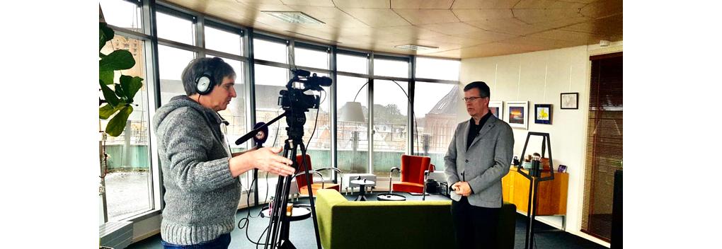 Wethouder Joost Reus over lokale omroep SRC