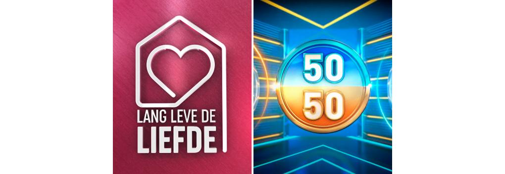 Lang Leve de Liefde en 50/50 krijgen vervolg op SBS6 in najaar
