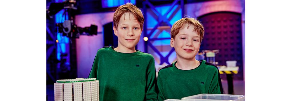 RTL 4 komt met kindereditie van LEGO Masters