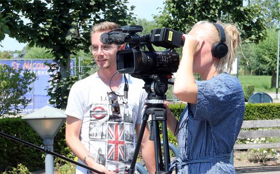 Ton van Wijngaarden, Hoofdredacteur/directeur bij RTV Dordrecht