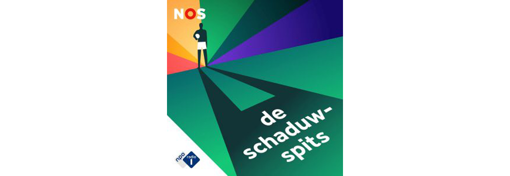 NOS lanceert nieuwe podcast: De Schaduwspits