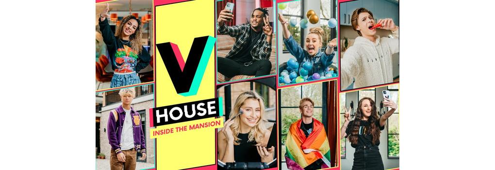 NewBe produceert V House: Inside the Mansion voor Videoland