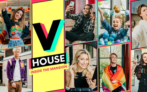 NewBe produceert V House: Inside the Mansion voor Videoland