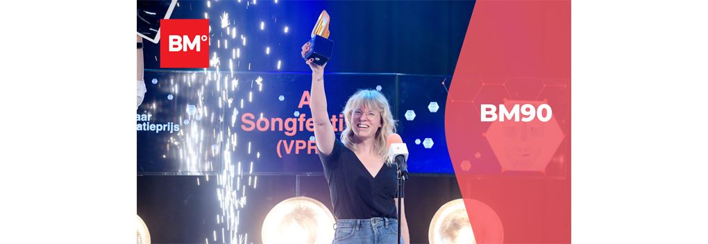 BM90: NPO Innovatiefestival voedt vooruitgang