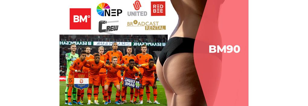 BM90: Seks, voetbal en facilitaire partijen