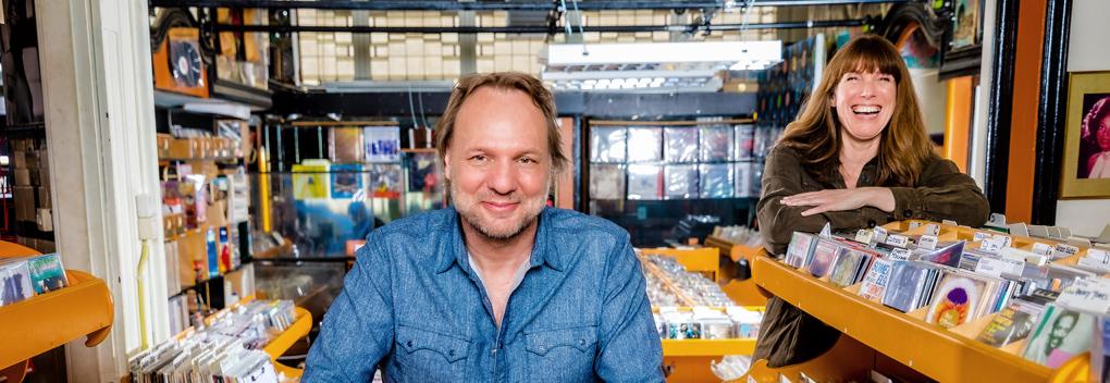 Rob Stenders lanceert het nieuwe Radio Veronica