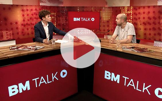 BM Talk met Omar Kbiri