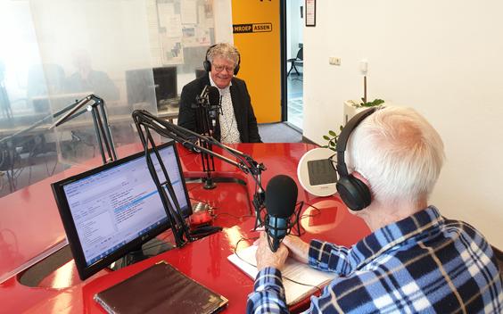 Bob Bergsma, Wethouder van Cultuur in Assen