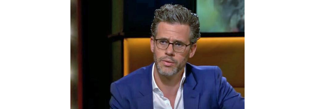 Erik Dijkstra keert in de zomer terug als presentator van Op1