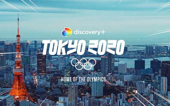 Veel sport op streamingdienst discovery+