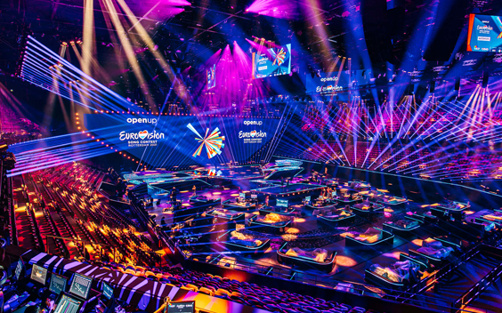 Faber Audiovisuals blikt terug op Eurovisie Songfestival