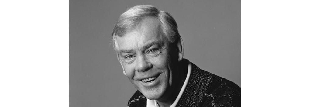 Presentator Herman Stok (93) overleden