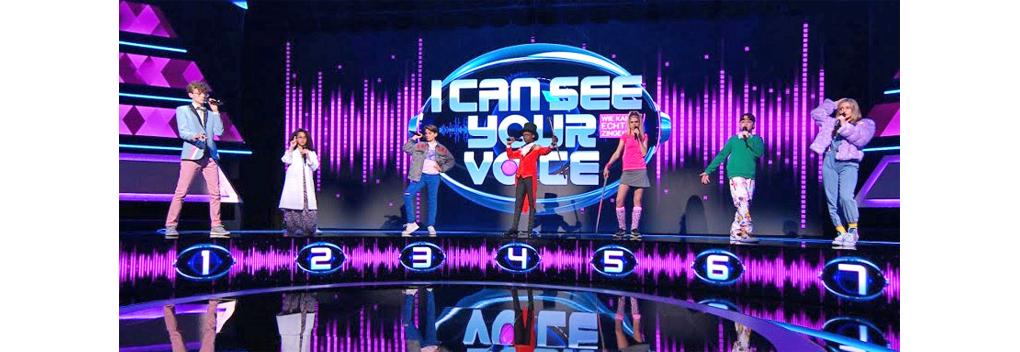Eenmalige junior editie van I Can See Your Voice