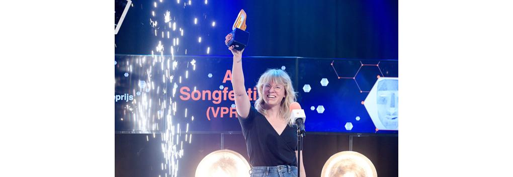 NPO Innovatieprijs voor VPRO's AI Songfestival