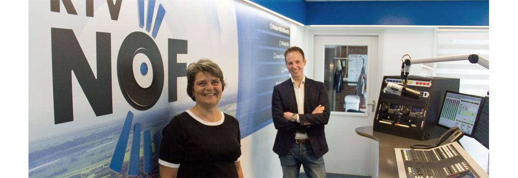 Marco Keizer, Bestuursvoorzitter RTV NOF