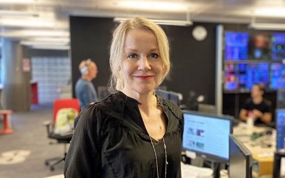 Marieke Bakker, Projectleider Versterking Lokale Journalistiek
