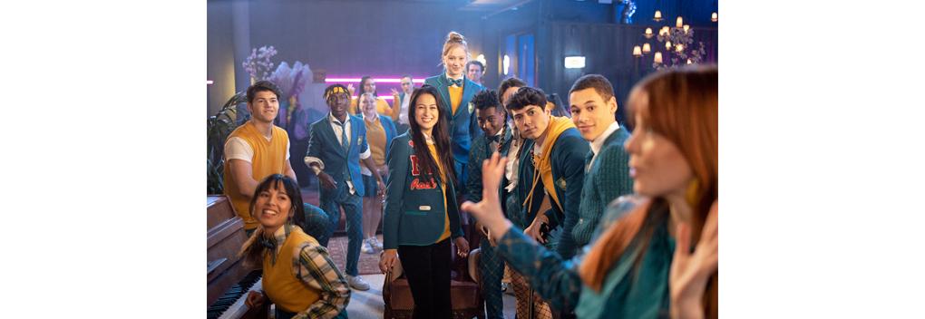 Netflix maakt castnamen voor Misfit: De Serie bekend