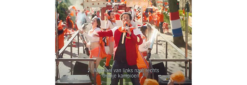 KNVB eist stop Snollebollekes-reclame