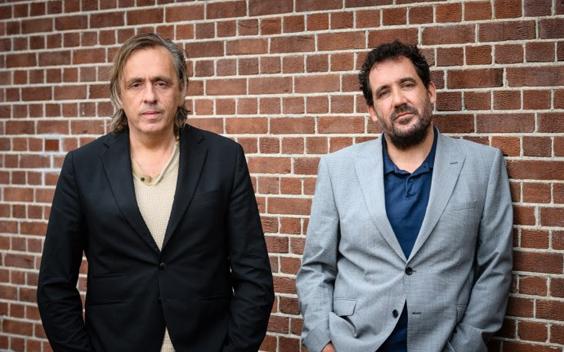 Nieuw seizoen Media Inside met Gijs Groenteman en Marcel van Roosmalen